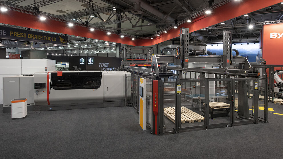 Bystronic's Smart Factory vision comes to the UK