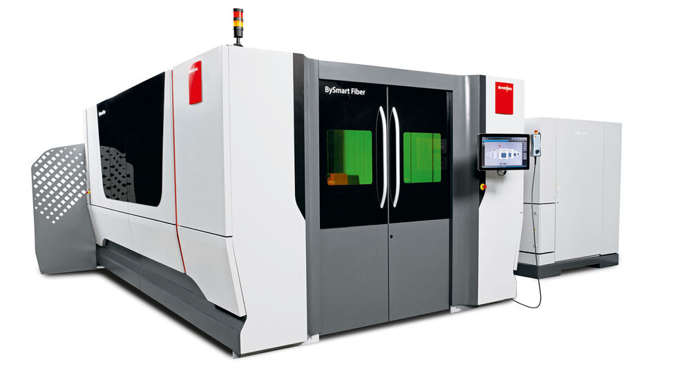 The smart access to laser cutting