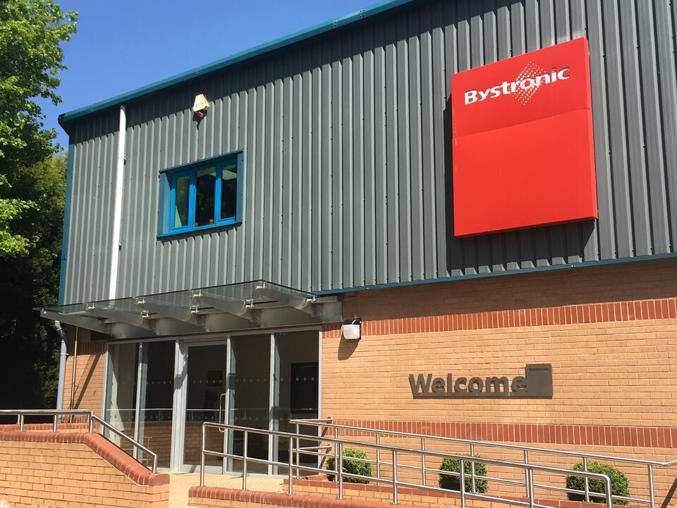 Bystronic UK Limited