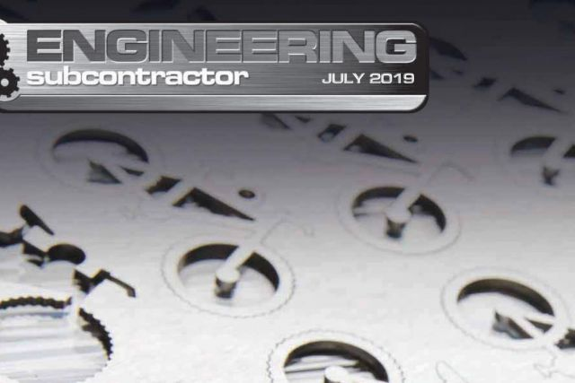 Engineering Subcontractor, Issue July 2019 - BySmart Fiber